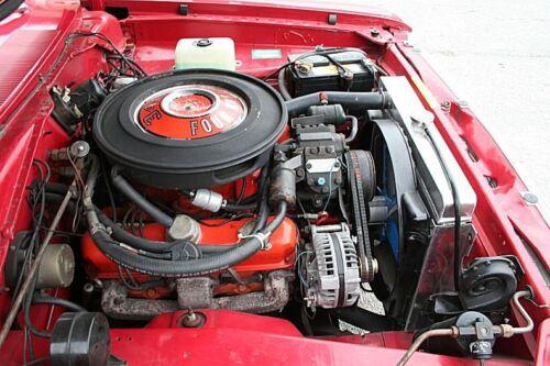 Demon Swinger Valiant 3 Row Radiator 1970-72 Dart Duster Small Block DR