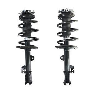 For Toyota Highlander 4WD AWD 2008-13 Front Rear Shock Strut Spring Assembly