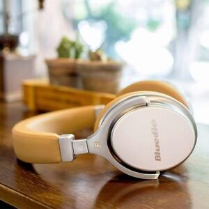 Image is loading Bluetooth-Headphones-Active-Noise-Cancelling-Over-Ear- Wireless- 37a775d6796e3