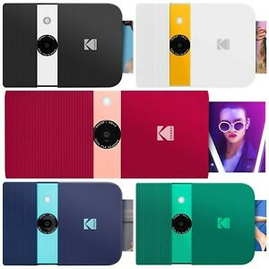 📸Kodak Smile Instant Print Digital Camera Wireless iPhone Digital Gift Bundle🎁
