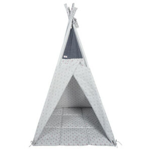 TEEPEE-SET-FOR-KIDS-WASHABLE-EASY-TO-ASSEMBLE-INDOOR-OUTDOOR-USE-TRAFFIC