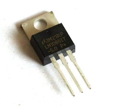 5PCS National LM1085IT-5.0 Voltage Regulators NOS TO220 New Good Quality