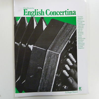 Alfred. Wheatstone`s Instructions for the English Concertina; book; Edwards
