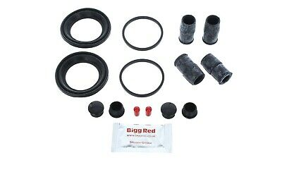 Disc Brake Caliper Repair Kit Rear Centric 143.35043