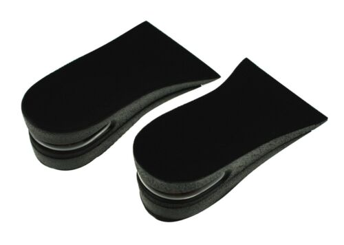 Height Increasing Half Shoe Insoles Air Cushion Shoe Inserts Lift taller Pads