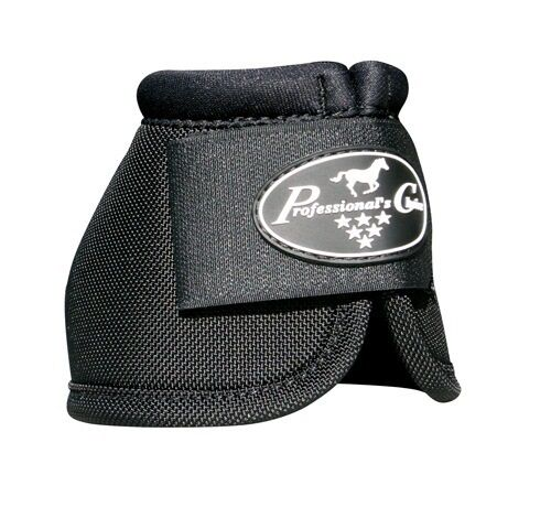 Black All Sizes Professional/'s Choice Ballistic Overreach Bell Boots