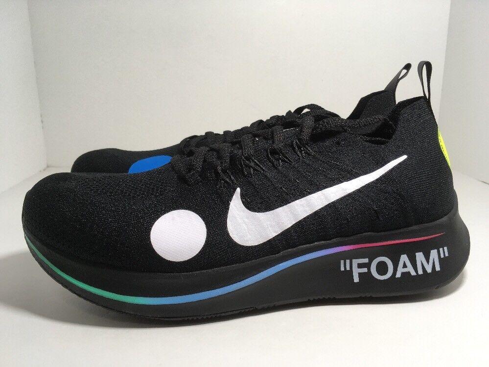 Nike Zoom Fly mercurial Flyknit x blanco ao2115 desgaste desgaste cómodo 001 zapatos de hombre cómodo desgaste confortable y atractivo e2e792