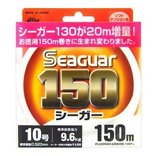 KUREHA Seaguar 150m #10  Fishing LINE From JAPAN
