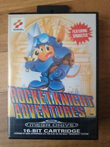 Sega Mega Drive Game Rocket Knight Adventures