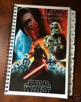 Password Book Internet Website Address Book A-z Tabs Star Wars Personalized Gift