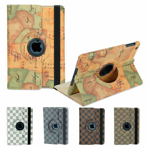 Classical 360 Rotating Stand Case Cover for Apple iPad Mini