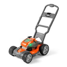Husqvarna Battery-Powered Kids Toy Lawn Mower for Ages 3+, Orange | 589289601
