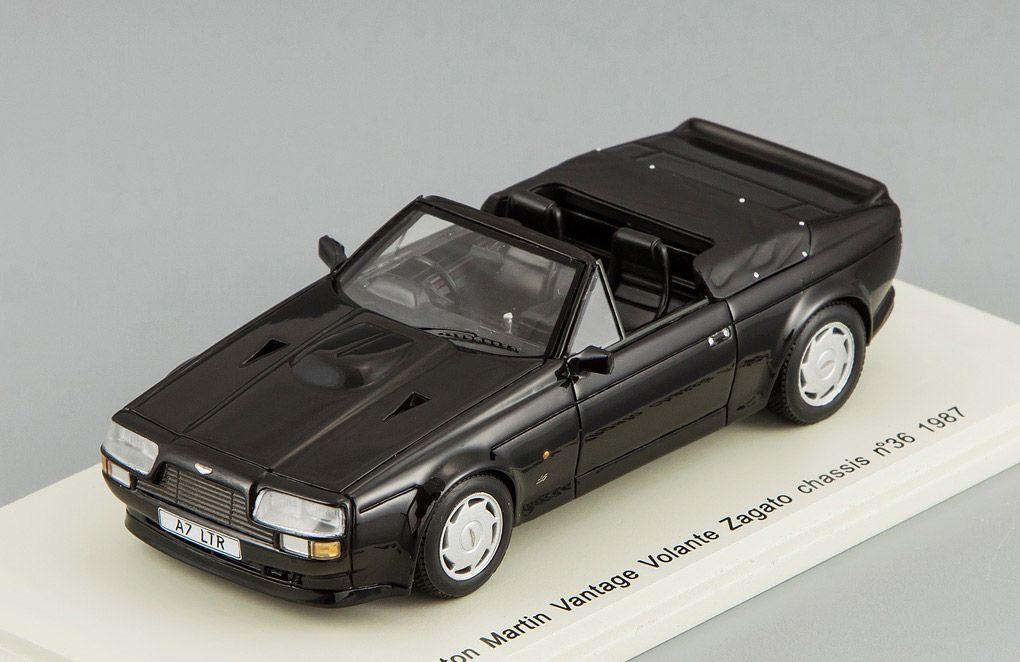 Aston Martin Vantage Volante Zagato chassis  36 1987 Spark 1 43 S2159