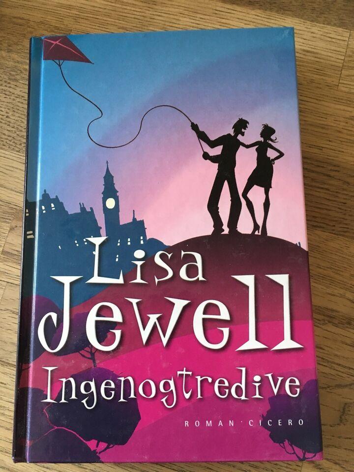 Ingenogtredive, Lisa Jewell, genre: roman