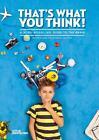 That`s what you think (British English) von Michael Madeja, Katja Naie und Jan Holleben (2015, Gebundene Ausgabe)