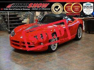 2004 Dodge Viper NOW $2,000 OFF! SRT10 - GORGEOUS LOW K !!