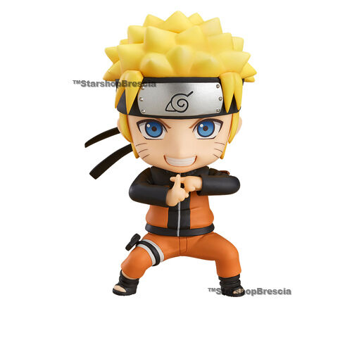 Naruto Shippuden - Naruto Uzumaki NendGoldid Action-Figur  682 Good Smile