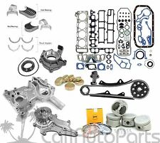 85-95 TOYOTA 4RUNNER 2.4L 22RE 22REC SOHC NEW MASTER OVERHAUL ENGINE REBUILD KIT