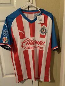 Chivas 2020 Schedule Chivas de Guadalajara Home Jersey Camisa 2019/2020 Large   eBay