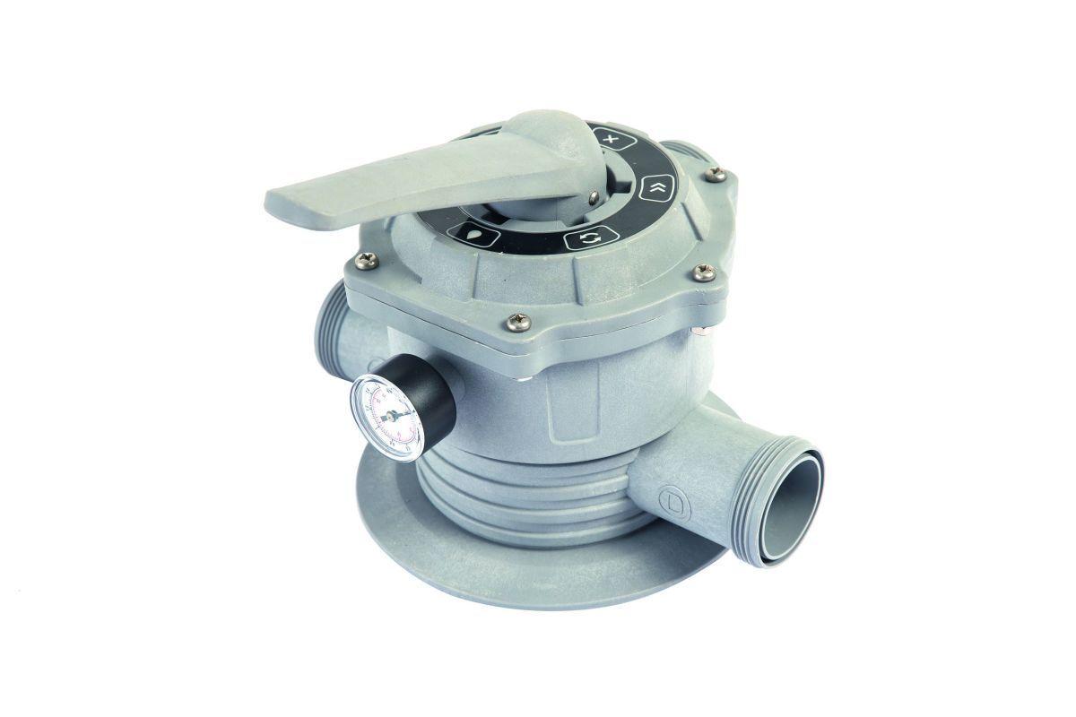 Bestway Valvola controllo x filtro sabbia 58366 7571 lt h P61204 senza manometro