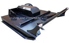 New 72 Sd Open Front Brush Cutter Attachment Skid Steer Loader Mower Bush Hog