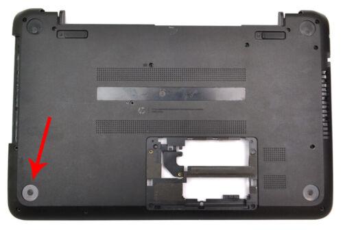 HP NOTEBOOK 15-F SERIES BLACK LAPTOP BOTTOM BASE COVER 776772-001 EAU96002010 US