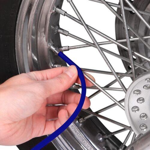 Speichen Cover Husaberg FS 400// 450// 550// 650// E//C Motea SPX dunkelblau
