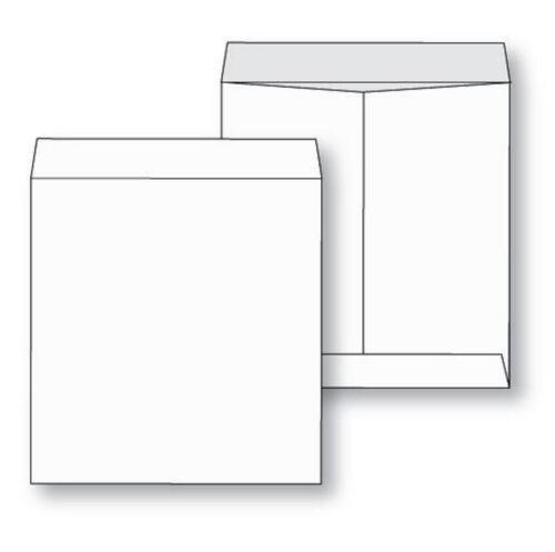 Large Flat White Kraft Envelopes Jumbo Sizes 250//lot Large Flat Item Organizer