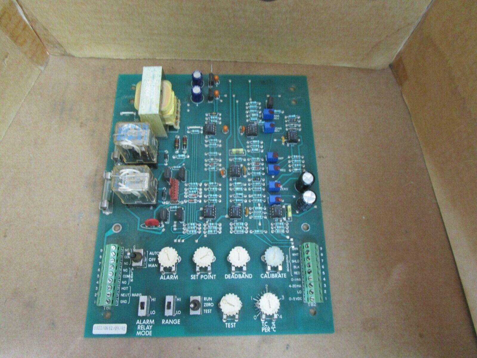 An-101 Thermal PCB 1 A Fc67200 FC67200 AN-101 - Disjoncteur