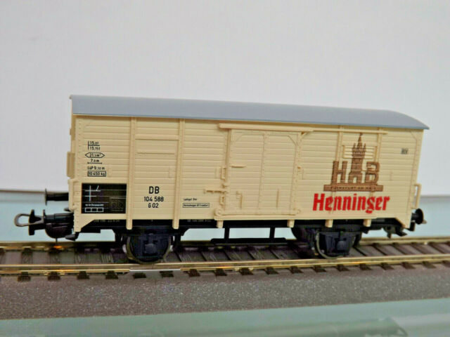 "Piko 58364-c-Escala H0-Furgoneta Cerveza ""Henninger"" de Db, Ep.III -"