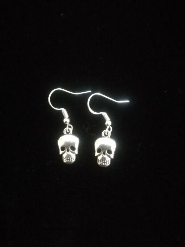 90/'S Silver Thread Choker Necklace Punk Gothic Retro Chain CK31