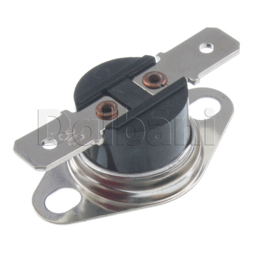2pcs KSD302 L80C Cantherm Thermostat Temperature Switch 10A 250V 2Pin 80C