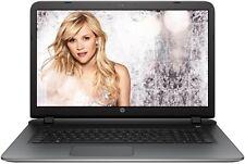 "HP Pavilion Laptop 17.3"" LED AMD A10 3.20GHz 8GB 1TB HD DVD+RW WebCam WiFi Win10"