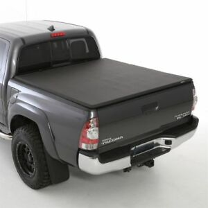 Smittybilt-2640071-Smart-Cover-Tonneau-Cover-For-16-17-Toyota-Tacoma-w-5-039-Bed