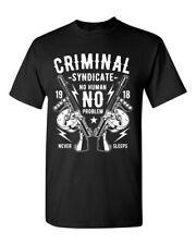 Italian mob Boss T-Shirt Italian Genovese Crime Family Size Small to 3XL new