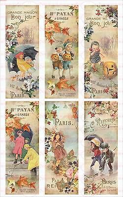 Basteln & Kreativität WunderschöNen Bügelbild Vintage Shabby Paris French Chic Herbst Kind Kürbis 1543 A4 Chic Halten Sie Die Ganze Zeit Fit