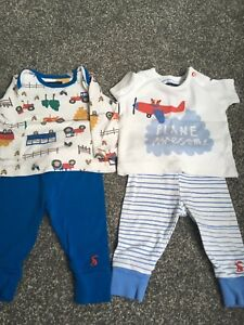 486104a10f Image is loading Baby-Boy-Joules-outfit-Top-and-trouser-set-