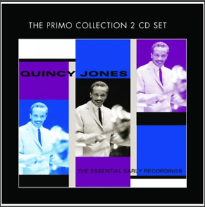 Quincy-Jones-The-Essential-Early-Recordings-2CD-2012-NEW-Jazz-Gift-Idea-Album
