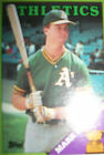 1988 Topps Mark McGwire Oakland Athletics #580 Baseball Card