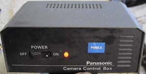 PINEX-Panasonic-Camera-Control-Box-Model-WV-1790