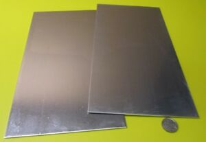 "1 Pieces 1//16/"" Thick x 12/"" Wide x 48/"" Length 6061 T6 Aluminum Sheet .063/"""