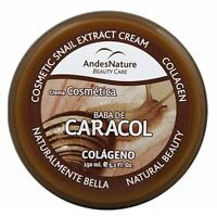 Andes Nature Cosmetic Snail Extract Cream, 5.12 Oz (pack Of 2) on Sale