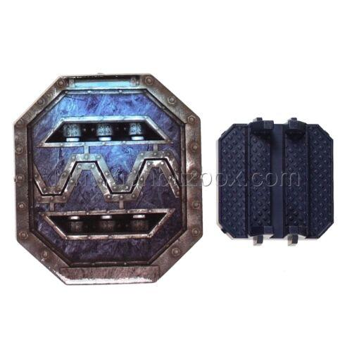 PORT-02 PORTE BASE SOCLE WARHAMMER 40000 BITZ W40K SPACE HULK DOOR