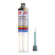 25 g STC 2K PU Kunststoffkleber 1 Minute Industriekleber inkl. Mischspitze