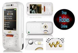 Sony-Ericsson-W850i-Walkman-White-Gold-Ohne-Simlock-3G-4BAND-2-0MP-RADIO-NEU