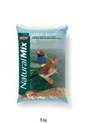 Hard-Working Naturalmix Esotici Mangime Completo Uccellini Esotici Diamanti Australiani 5 Kg Bird Supplies