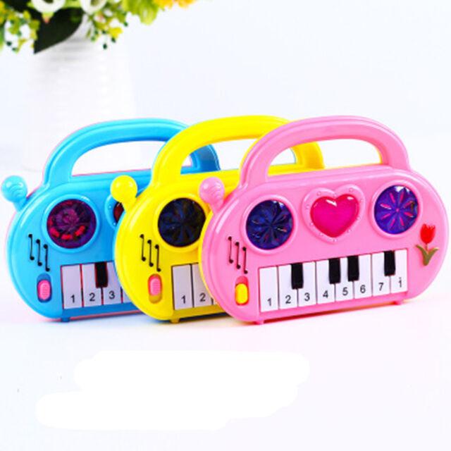 1Pc Creative Piano Toy Electronic Organ Kid Musical Developmental Toy Useful