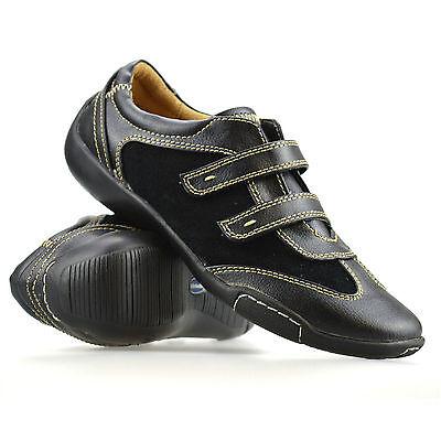 Ladies Womens Dr Scholls Leather Flat Pumps Plimsolls Trainers Casual Shoes Size