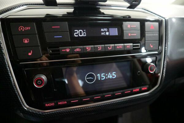 VW Up! 1,0 MPi 60 Move Up! BMT billede 8
