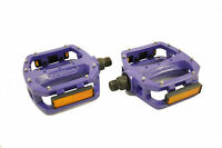 DIAMONDBACK BIGFOOT 2 X-TREME BMX PEDALS PURPLE 9/16""
